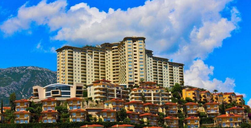 Sea View Property Apartment For Sale From Owner in Alanya Kargicak
