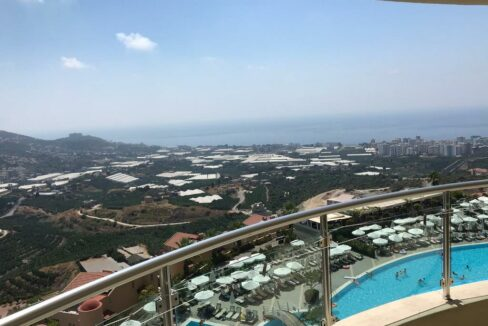 Sea View Property Apartment For Sale From Owner