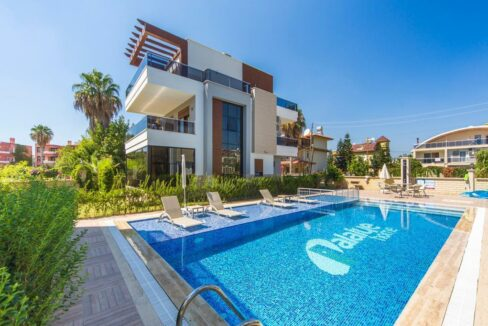 Triplex Villa For Sale From Owner In Alanya Konakli Turkey