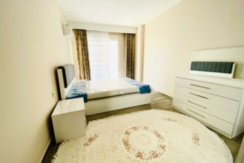 2 Room Apartment Flat For Sale In Kestel Alanya