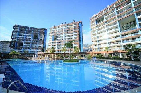 Alanya Cikcilli Luxury Apartment Flat For Sale From Owner