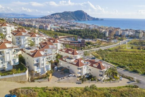 Alanya Cleopatra Sea View Apartment For Sale From Owner