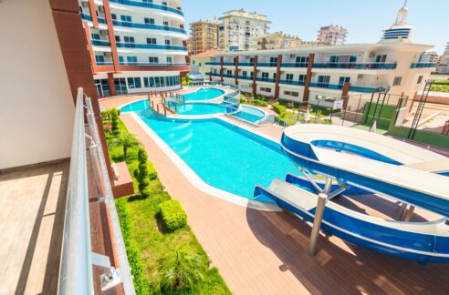 Alanya Mahmutlar Apartment Projects For Sale With Installment