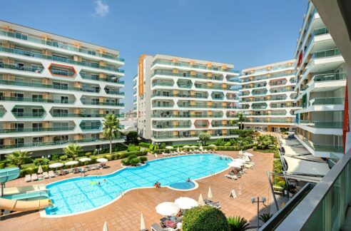 Avsallar Alanya Property Apartments Project For Sale