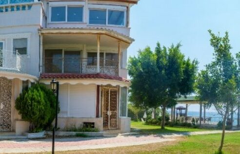 Coastal Villa Home For Sale From Owner In Alanya Konakli
