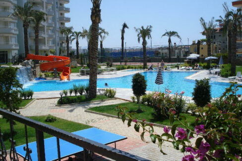 Exclusive Penthouse Apartment For Sale In Alanya Cikcilli