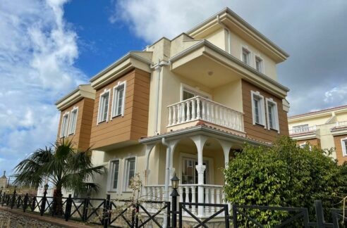 Incekum Alanya Villa Home For Sale In All In Complex