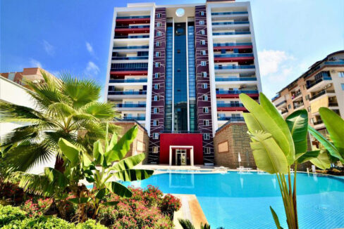 Mahmutlar Alanya Property Apartment For Sale From Owner
