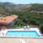 Ocean View Penthouse Duplex Apartment For Sale In Alanya