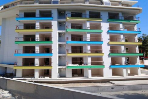 Ongoing Project In Avsallar Alanya