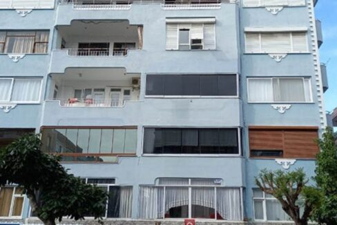 Spacious 3 Room Apartment In Alanya Center