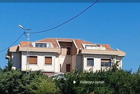 Detached Twin Villas For Sale In İstanbul Beylikdüzü