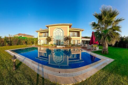 High Luxury Villa For Sale In İstanbul Alkent