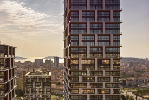 Residence For Sale In İstanbul Kartal