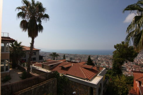 Sea Villa Home For Sale From Owner In Alanya Bektas