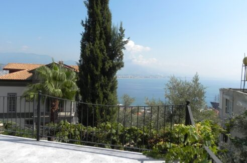 2 Apartments With Seaview For Sale On Alanya Castle