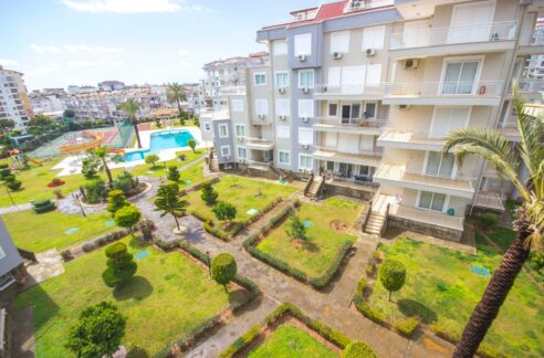 2 Rooms Furnished Apartment Situated In A Good Complex