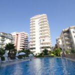 3 Rooms Furnished Apartment With Sea View