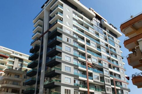 4 Rooms Brand New Furnished Apartment With Seaview In Mahmutlar