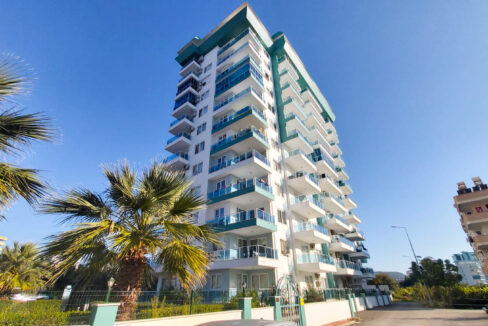 5 Rooms Fully Furnished Duplex Apartment With Seaview