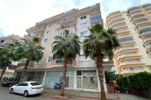 Cheap Furnished Apartment Located In Center Of Mahmutlar
