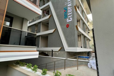 High End Smart Apartments In Cleopatra Alanya