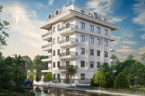 Ongoing Project With 6 Months Installment Starting From 47500 Euros
