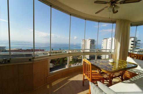 2 Bedroom Fully Furnished Apartment With Seaview In Alanya Mahmutlar