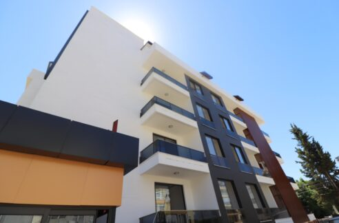2 Bedroom Luxurious Furnished Apartment In Alanya Centrum