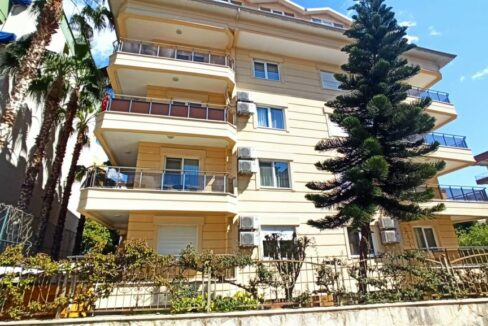 Cheap Furnished Apartment For Sale In Alanya Center