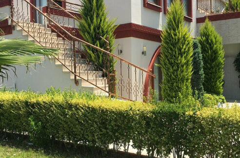 Cheap Furnished Villa With Private Swimming Pool In Kargıcak Alanya