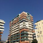 Furnished 2 Room Apartment In Alanya Mahmutlar With Direct Seaview