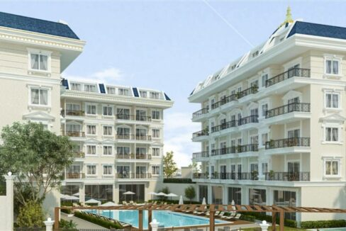 Oba White Palace Residence Apartments For Sale