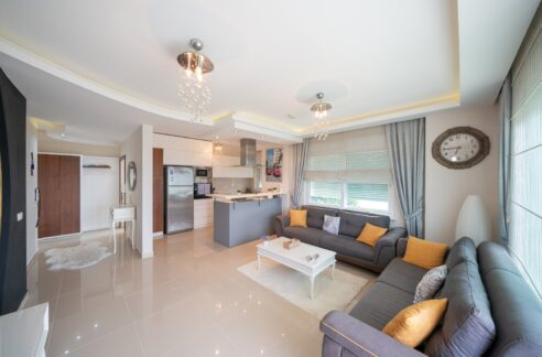 2 Bedroom Luxurious Property For Sale In Alanya