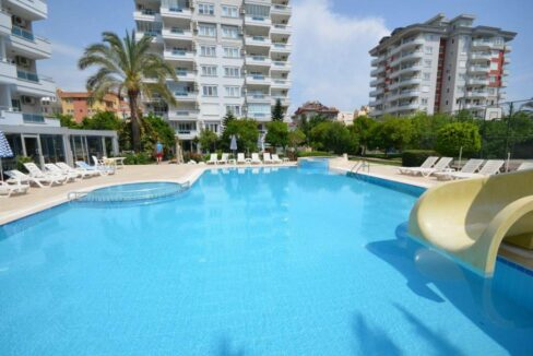 2 Room Furnished Residential Property For Sale In Alanya Cikcilli
