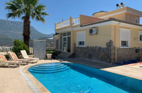 3 Bedroom Fully Furnished Villa With Private Swimming Pool