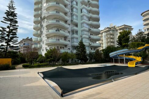 4 Bedroom Cheap Duplex Penthouse In Alanya