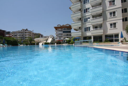 Cheapest Furnished 2 Bedroom Residential Apartment Close To Oba Beach