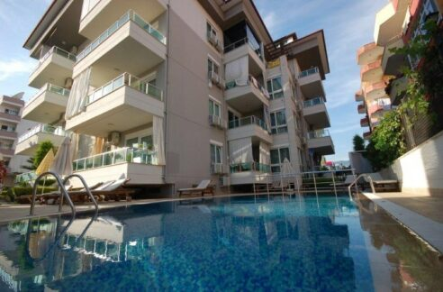 Cheapest Furnished Studio Apartment For Sale In Alanya