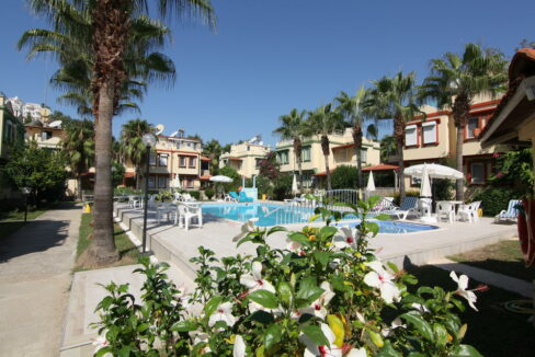 Cheapest Villa For Sale In Alanya With Furniture Close To Beach