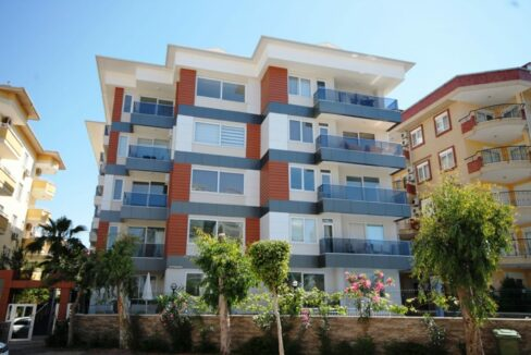 Cozy Apartment For Sale In Alanya Oba