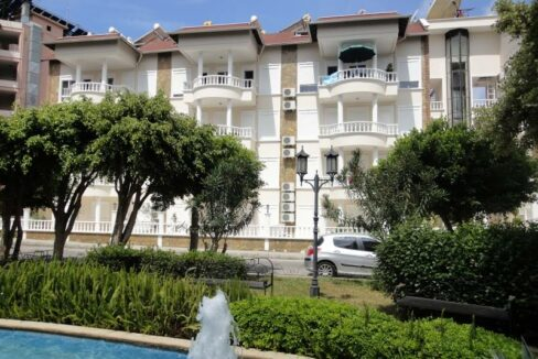 Elite Apartment For Sale In Alanya Cleopatra Beach