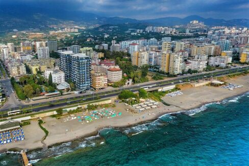 Exclusive Beachfront Aparment For Sale In Alanya