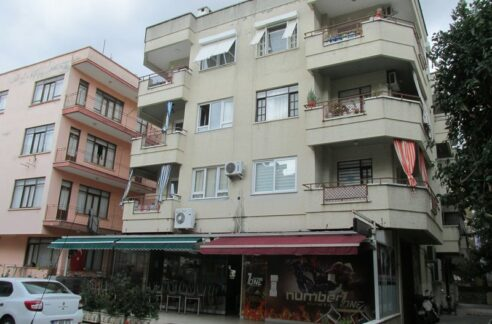 Furnished 2 Bedroom Apartment For Sale In Alanya Center