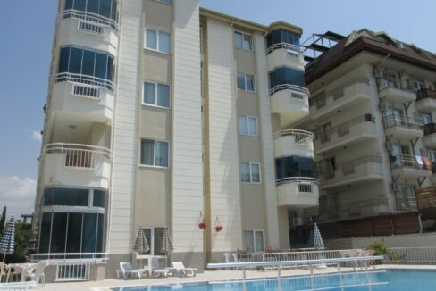 Furnished Cheap Resale Apartment In Alanya