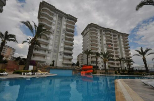 Galaxy 3 Residence Cikcilli 2 Bedroom Furnished Apartment For Sale In Alanya