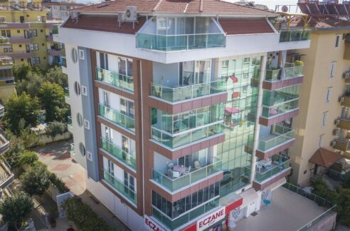 Lovely Furnished Apartment For Sale In Alanya