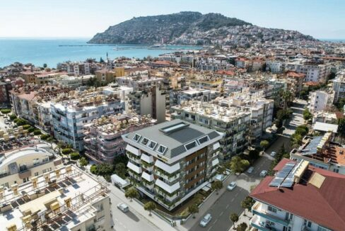Luxury Studio Apartments For Sale In Alanya With Installment Plan