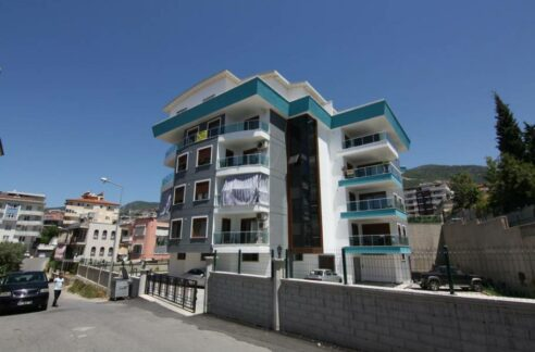 New 4 Bedroom Duplex Apartment For Sale In Alanya Center