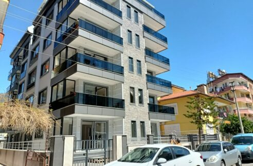 New Apartments For Sale In Alanya Center With Cheap Prices
